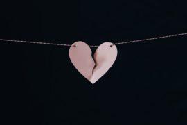 heart/  break